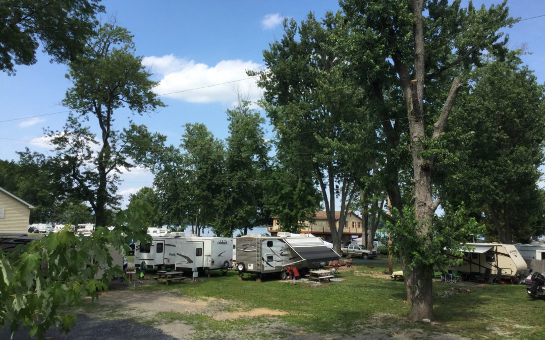 #1 Fun RV Camping Sites in PA | River Pointe Campground
